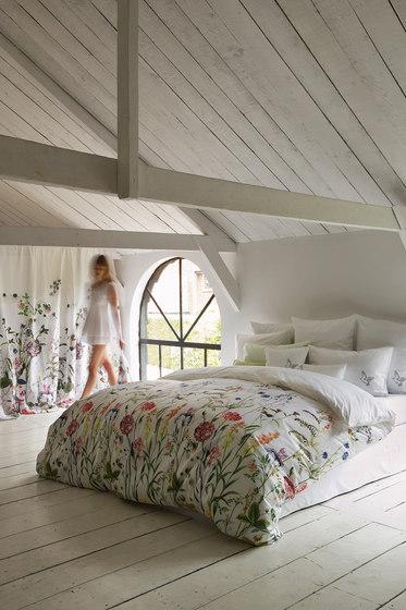Flora bed linen de Christian Fischbacher | Fundas de cama