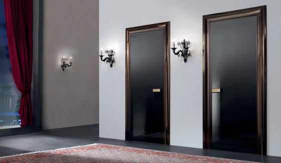 Ianus by Longhi S.p.a. | Glass room doors