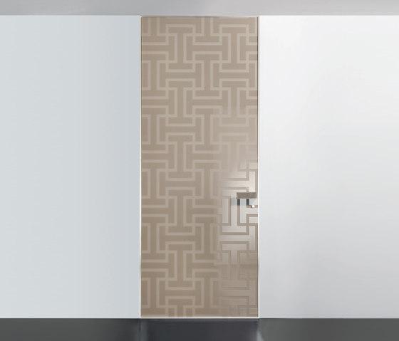 Ianus by Longhi | Glass room doors