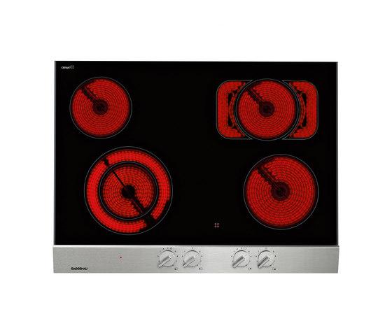 Vario glass ceramic cooktop 200 series | VE 270 de Gaggenau | Placas de cocina