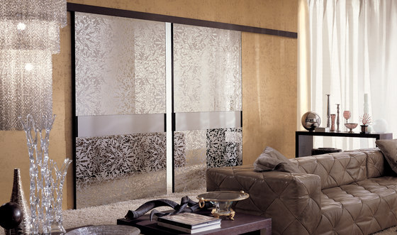 Headline by Longhi S.p.a. | Glass room doors