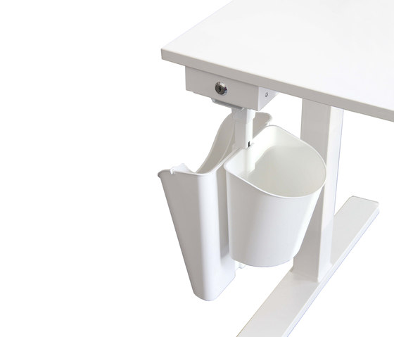 SetUpit with pull-out pen drawer by Götessons | Waste baskets