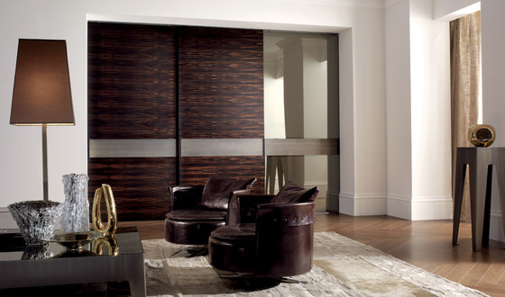 Headline by Longhi S.p.a. | Wall partition systems
