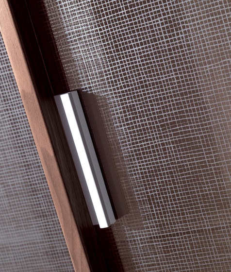 Spark by Longhi S.p.a. | Glass dividing walls