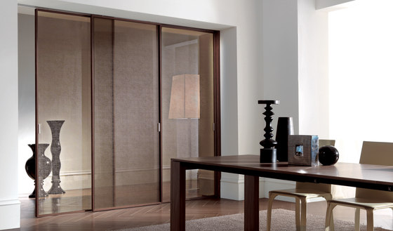 Spark by Longhi S.p.a. | Wall partition systems