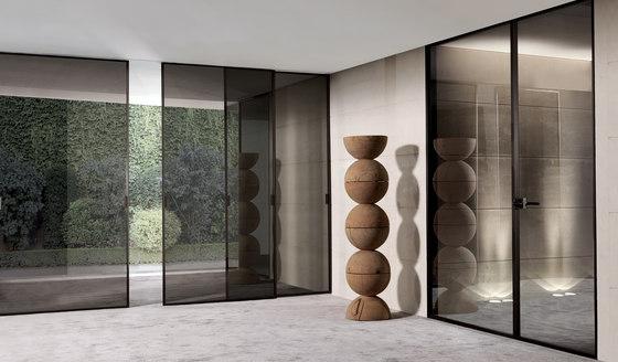 Spark de Longhi S.p.a. | Tabiques divisorios de vidrio