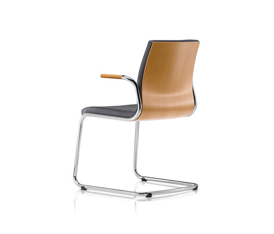 Sitagart Lounge- and Conference chair by Sitag   Visitors chairs / Side chairs
