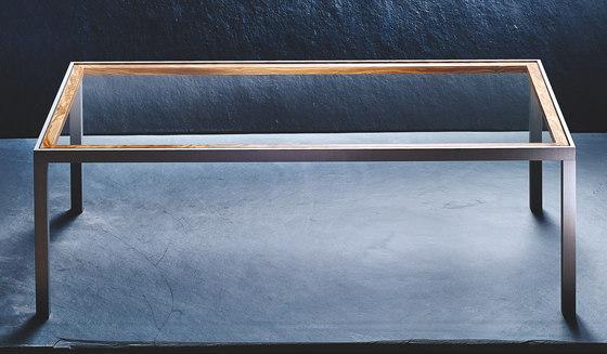 Möbel mit Charakter 2.04 by Walser Möbel | Lounge tables