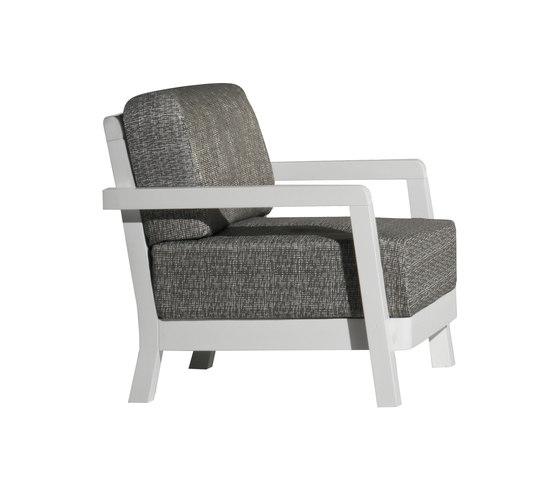 InOut 105 by Gervasoni | Garden armchairs