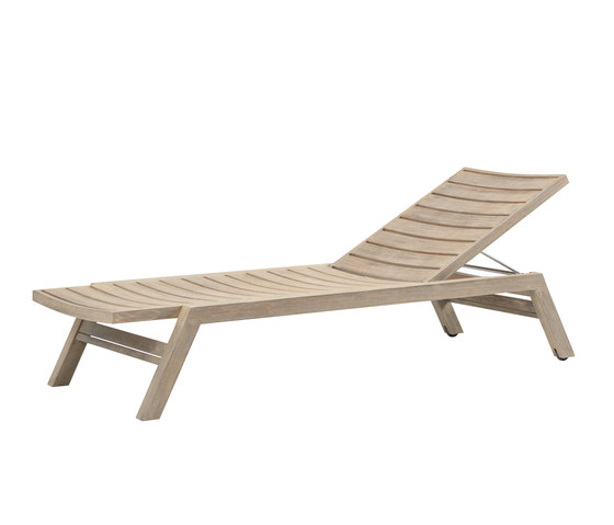 Costes sun lounger by Ethimo | Sun loungers