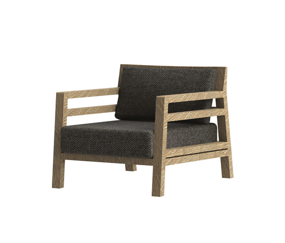 Costes armchair by Ethimo | Garden armchairs