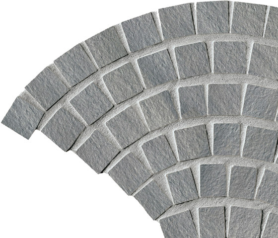 In&Out - Percorsi Extra Pavone Pietra di Vals von Keope | Keramik Mosaike