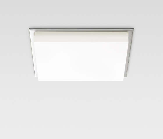 Trybeca 300 square with bezel by Reggiani | General lighting