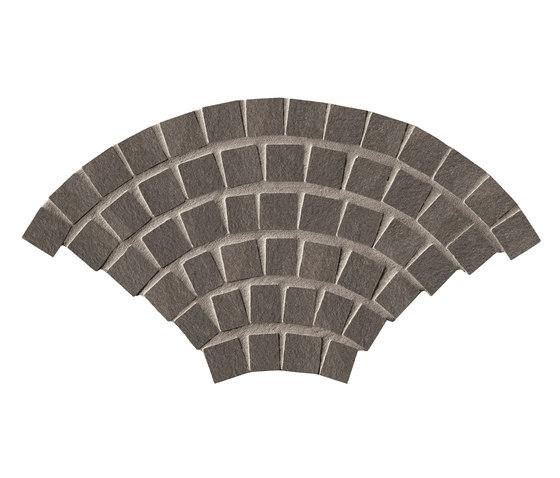 In&Out - Percorsi Extra Pavone Pietra di Faedis di Keope   Mosaici ceramica
