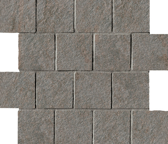In&Out - Percorsi Extra Mosaico Pietra di Combe by Keope | Ceramic mosaics
