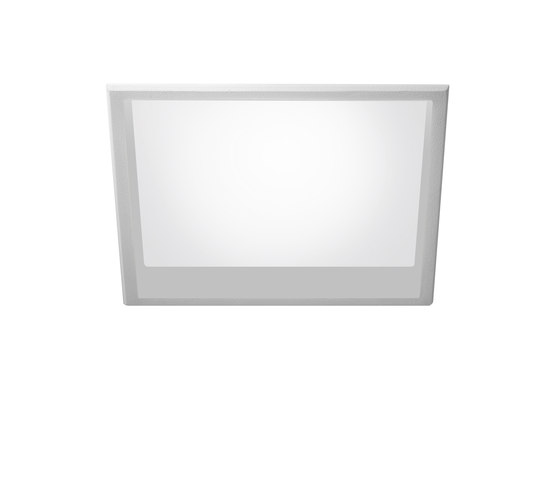 Trybeca 150 square with bezel by Reggiani | General lighting