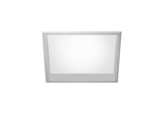 Trybeca 75 square with bezel by Reggiani | General lighting