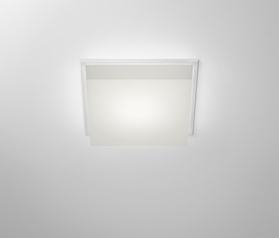 Trybeca 38 square with bezel by Reggiani | General lighting