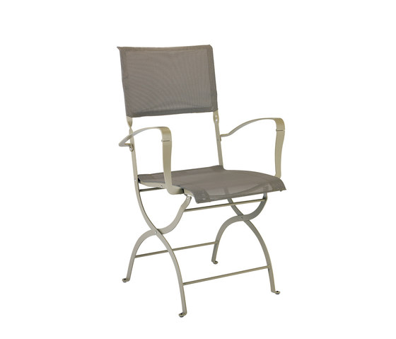 Elisir dining armchair by Ethimo | Garden chairs