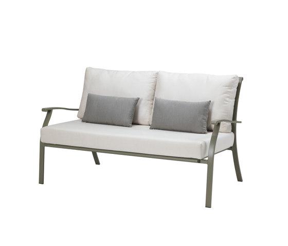 Elisir sofa by Ethimo | Garden sofas