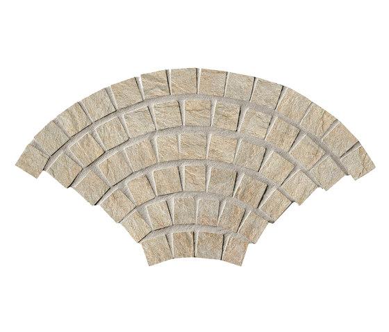 In&Out - Percorsi Extra Pavone Pietra di Barge von Keope | Keramik Mosaike