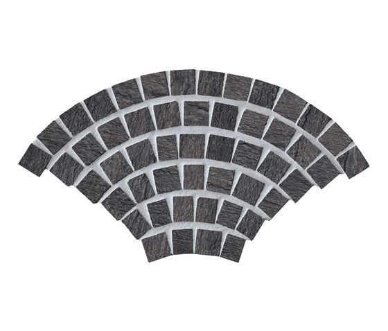 In&Out - Percorsi Quartz Coda di Pavone Black von Keope | Keramik Mosaike
