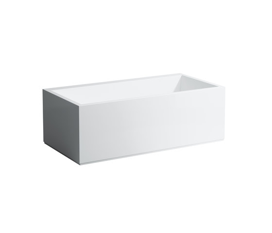 Kartell by LAUFEN | Bathtubs by Laufen | Built-in bathtubs