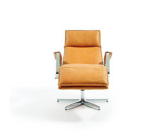 Largo with open armrest by Durlet | Armchairs