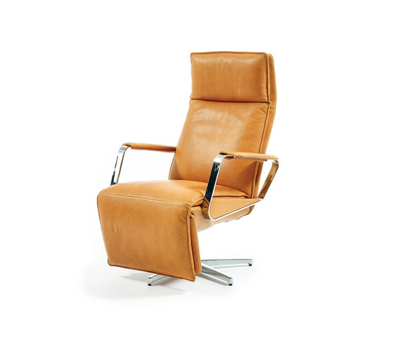 Largo with open armrest by Durlet | Recliners