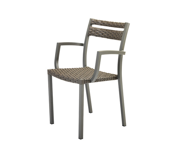 Infinity dining armchair de Ethimo | Sillas