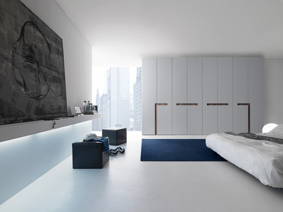 Alibi_5 Wardrobe by Presotto | Cabinets