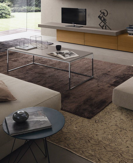 Basic coffee table by Presotto | Coffee tables