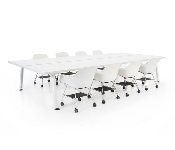 Marina Desk by extremis | Dining tables
