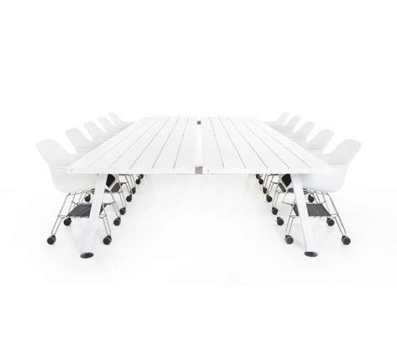 Marina Desk by extremis   Dining tables