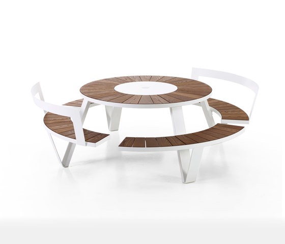 Pantagruel by extremis | Tables and benches
