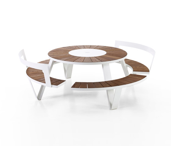 Pantagruel picnic by extremis | Tables and benches