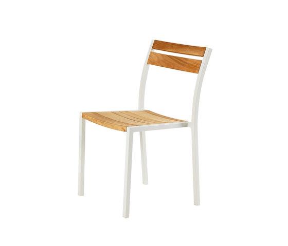 Meridien sedia di Ethimo | Sedie da giardino
