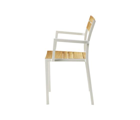 Meridien dining armchair de Ethimo | Sillas