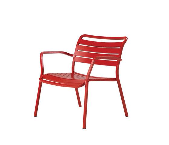 Ocean armchair by Ethimo | Garden armchairs