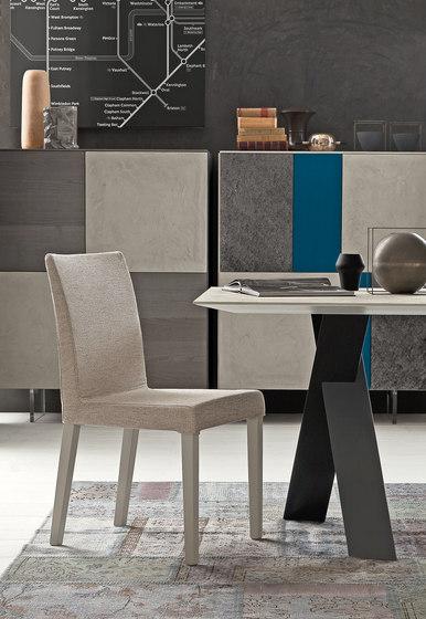Flex von Presotto | Stühle