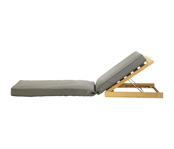 Sandy backrest by Ethimo | Sun loungers