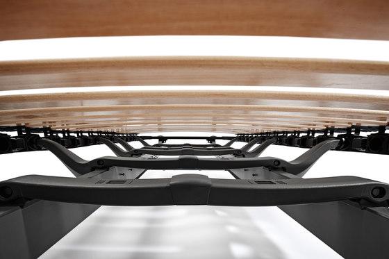 uni 14 bridge® by Swissflex | Bedframes
