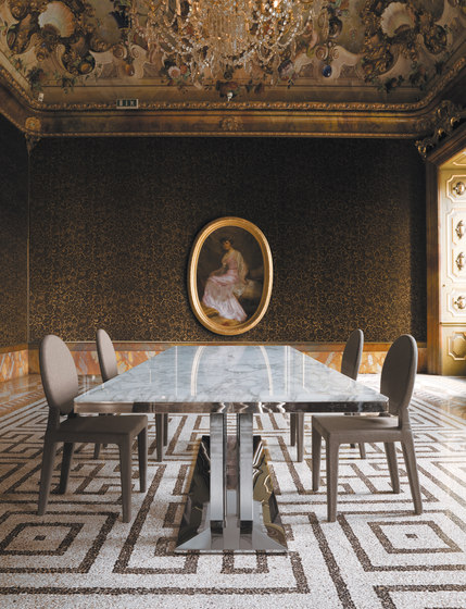 Artù by Longhi S.p.a. | Dining tables
