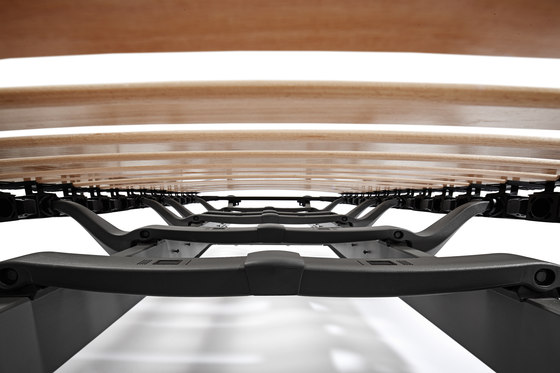 uni 12 bridge® by Swissflex | Bedframes