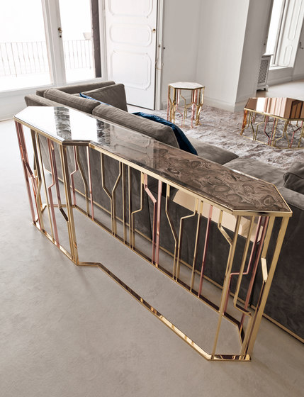 Ginza Console by Longhi S.p.a. | Console tables