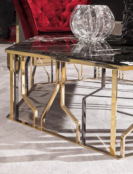 Ginza by Longhi S.p.a. | Coffee tables