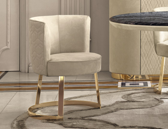 Cloé by Longhi | Chairs