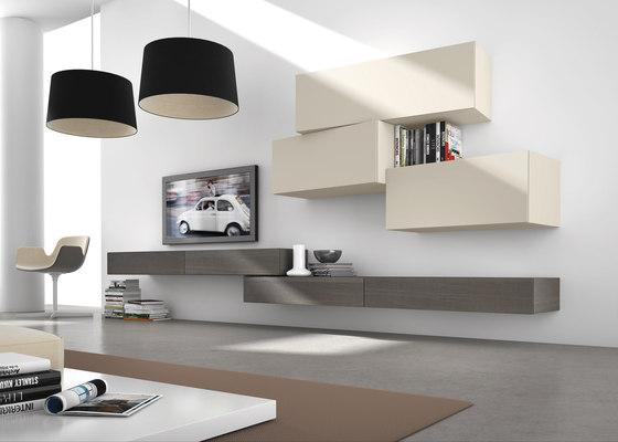 """InclinART Rovere """"vissuto"""" by Presotto   Cabinets"""