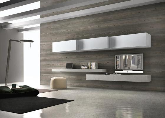 InclinART Ecomalta® by Presotto   Cabinets