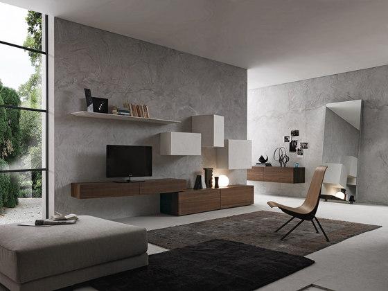 InclinART Ecomalta® by Presotto | Cabinets